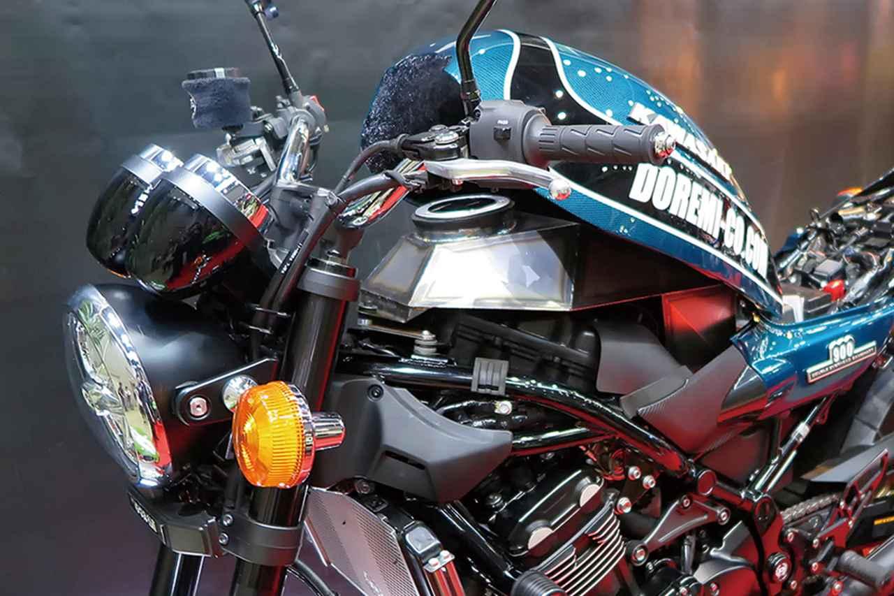 ドレミコレクションZ900RS(カワサキZ900RS)/イメージの核を絶妙に取り入れたZ1スタイル#Heritage & Legends