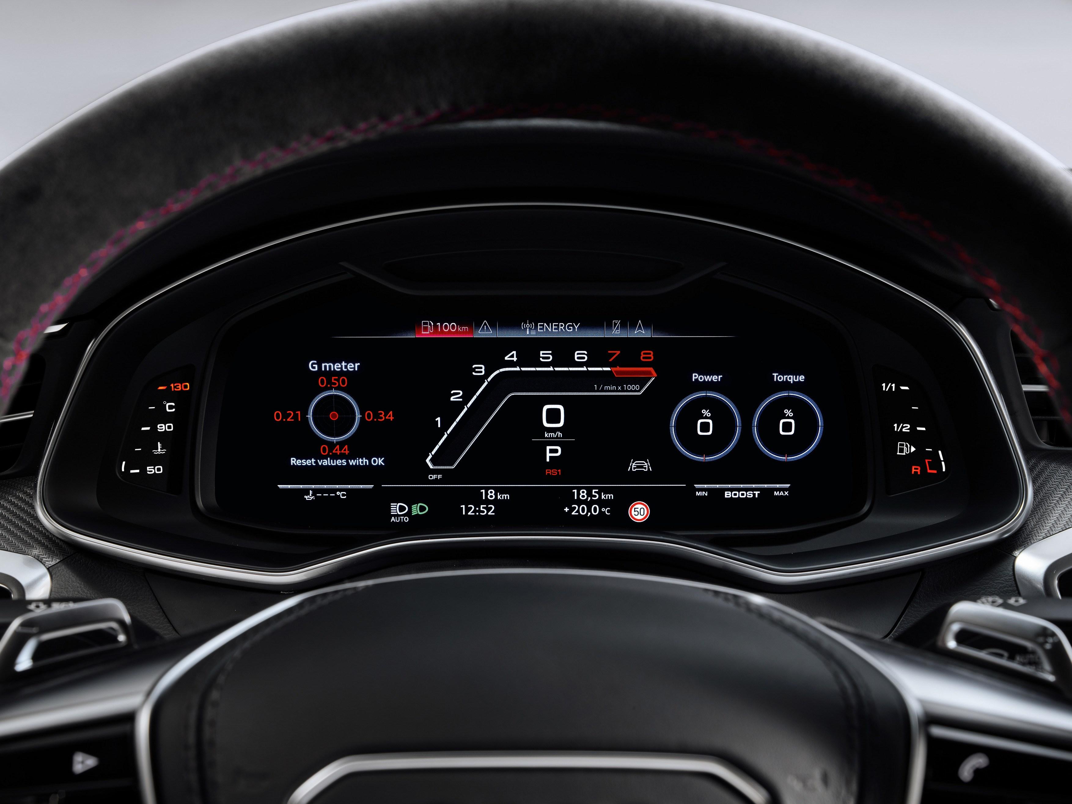 アウディ、新型RS7スポーツバックを発表。4リッターV8ターボを搭載したシリーズ最強モデル