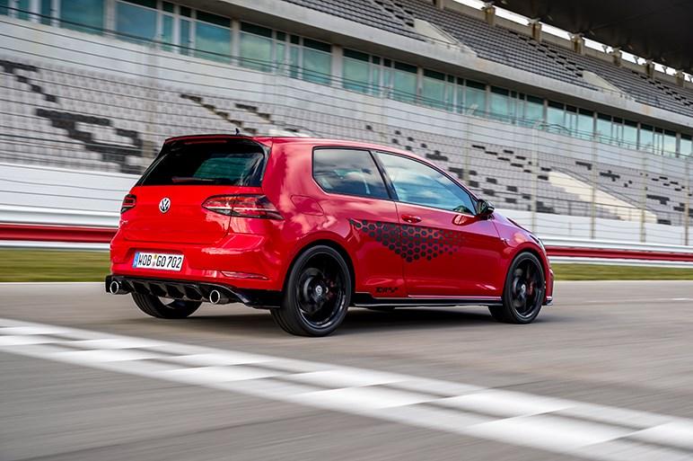 現行ゴルフGTI最後の特別仕様車TCRは、レースレプリカ風ながら、走りは熟成されたGTIの完成形