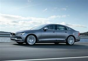新型S90/V90に海外試乗。新世代ボルボのフラッグシップの実力にふれた