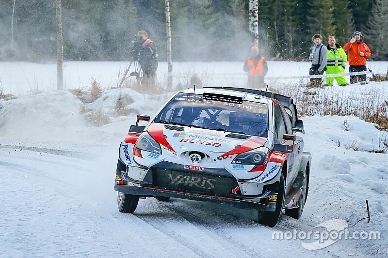 【WRC】第2戦ラリー・スウェーデン:トヨタが今季初勝利! エバンスがキャリア2勝目、19歳ロバンペラが初表彰台
