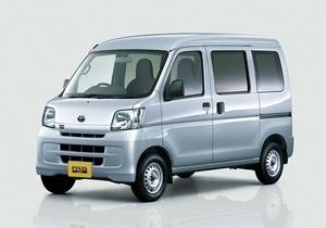 トヨタ 軽商用車ピクシス・バンを一部改良