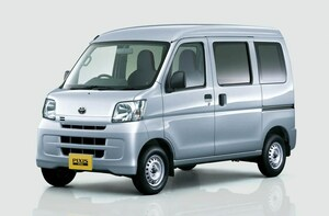トヨタ、軽商用車「ピクシス バン」を一部改良