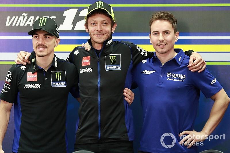 【MotoGP】ヤマハ復帰を邪魔しなかった……ロレンソ、ホンダの心の広さに感謝
