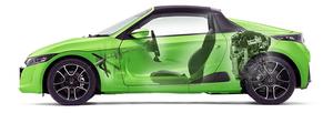 ホンダのミッドシップオープン2シーター「S660」の燃費ってどれくらい?