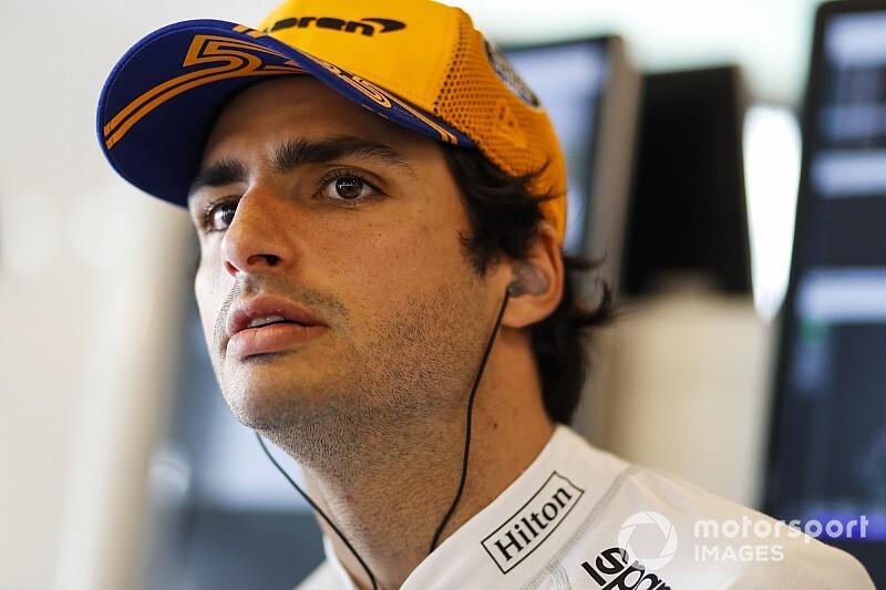「より完璧なドライバーに……」サインツ、マクラーレンF1との契約延長交渉を早くもスタート