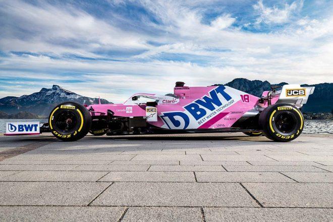 【ギャラリー】2020年型レーシングポイントF1マシン『RP20』