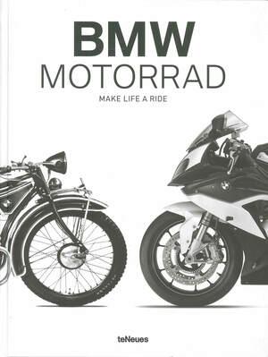 数多くの世界初公開写真など、過去に例をみない創業時から最新モデルまでを網羅したBMW Motorrad大辞典【新書紹介】