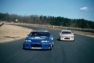 追憶の「わが日本車」~日産 スカイライン GT-R(R32)