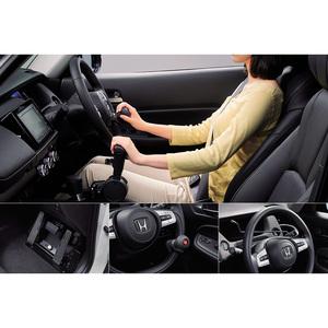 新型ホンダ フィットの運転補助装置「Honda・テックマチックシステム」が登場