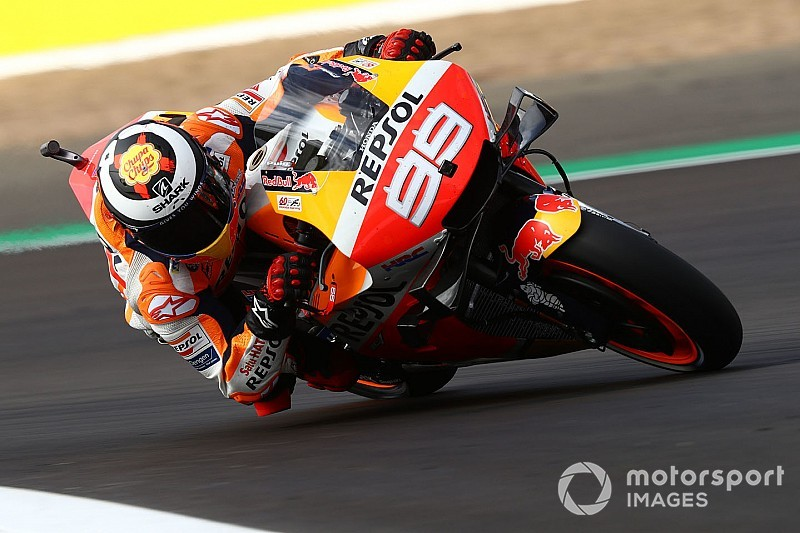 "【MotoGP】「転倒しないことが優先事項」ロレンソ、""実戦トレーニング""を復帰の第一歩に"