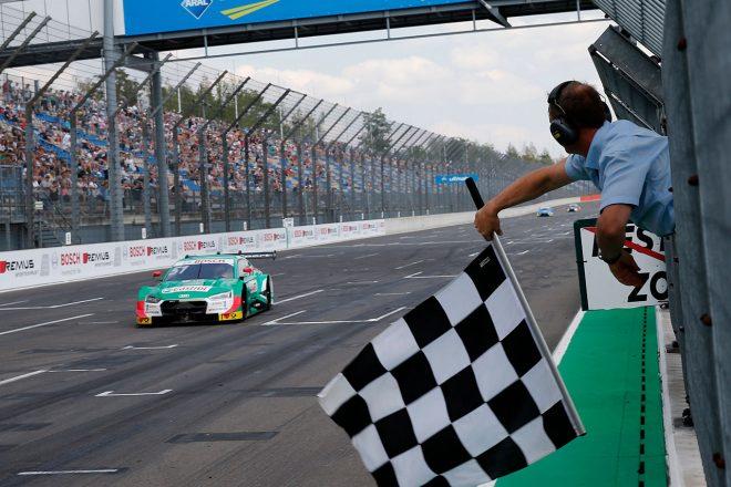 DTM第7戦レース1:ランク1位のラストがまさかのリタイア。ミュラーが勝利しポイント肉薄