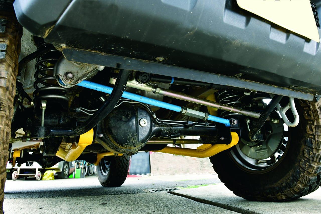 9ミリフェンダーetc 軽自動車という枠の中でどこまで攻められるか|JB64型ジムニー JB74型ジムニーシエラ カスタム