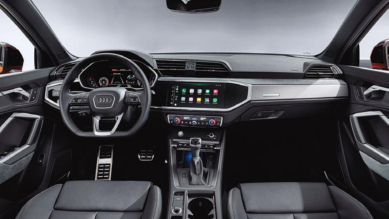アウディQ3スポーツバックは4ドアクーペの要素を盛り込んだ新感覚SUV