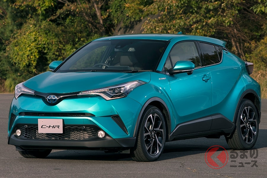 SUV王者のトヨタ「C-HR」がついに1位陥落!? 2019年上半期SUV販売台数トップ5