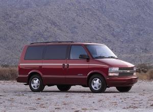 90年代に大ブーム! ミニバン本家のアメ車「シボレー・アストロ」が一世を風靡した理由