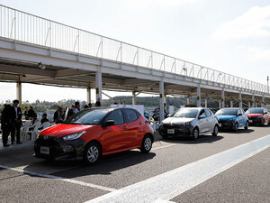 【試乗】新型トヨタ ヤリス(プロトタイプ)|TNGAプラットフォームの中で最も優秀! トヨタらしい自動車づくりを感じた一台