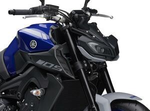 ヤマハが「MT-09 ABS」の新色を2月25日に発売! YAMAHAレーシングブルーをベースとしたニューカラー