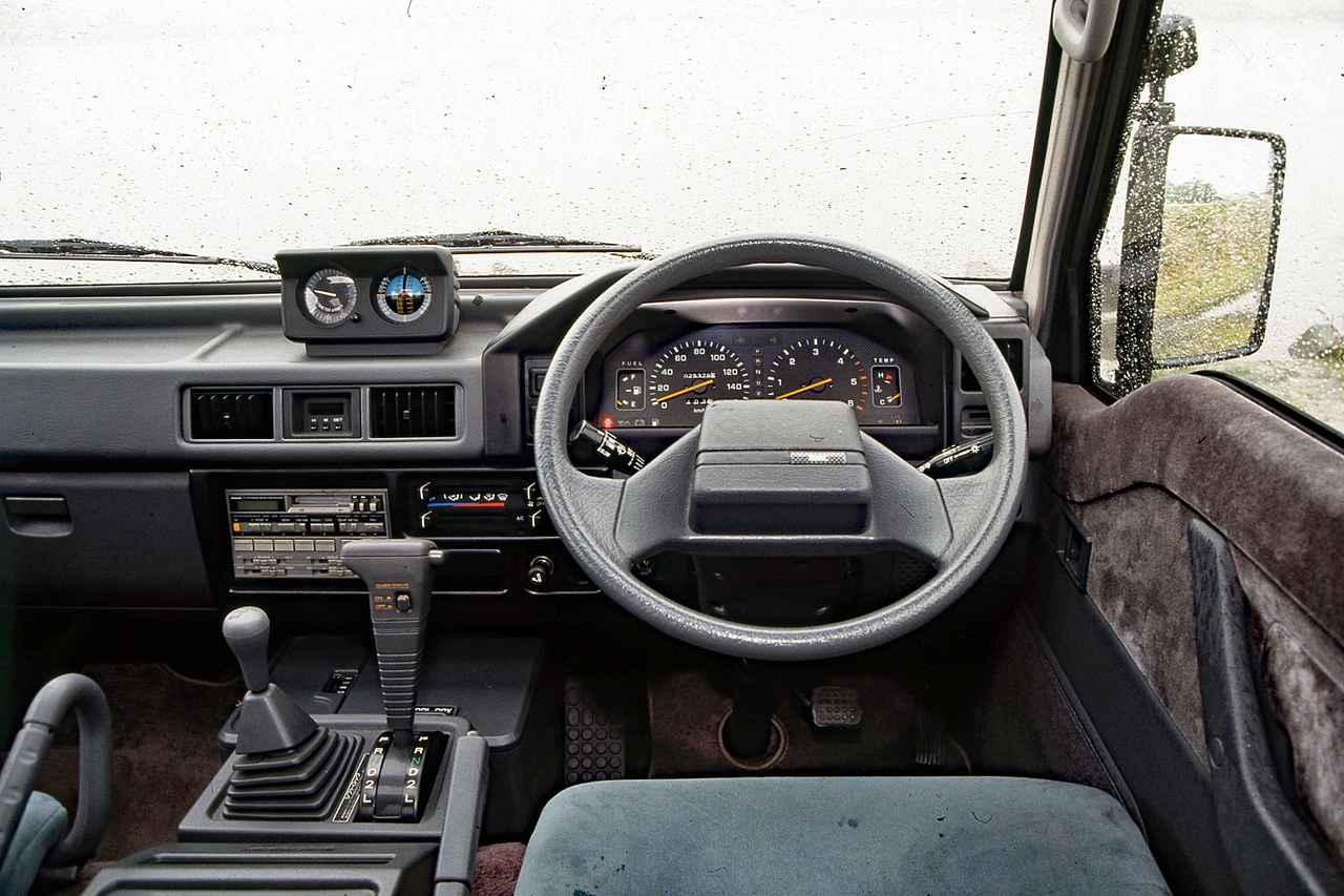 【昭和の名車 168】三菱 デリカスターワゴンは1BOXに4WDを組み合わせ人気を決定づけた