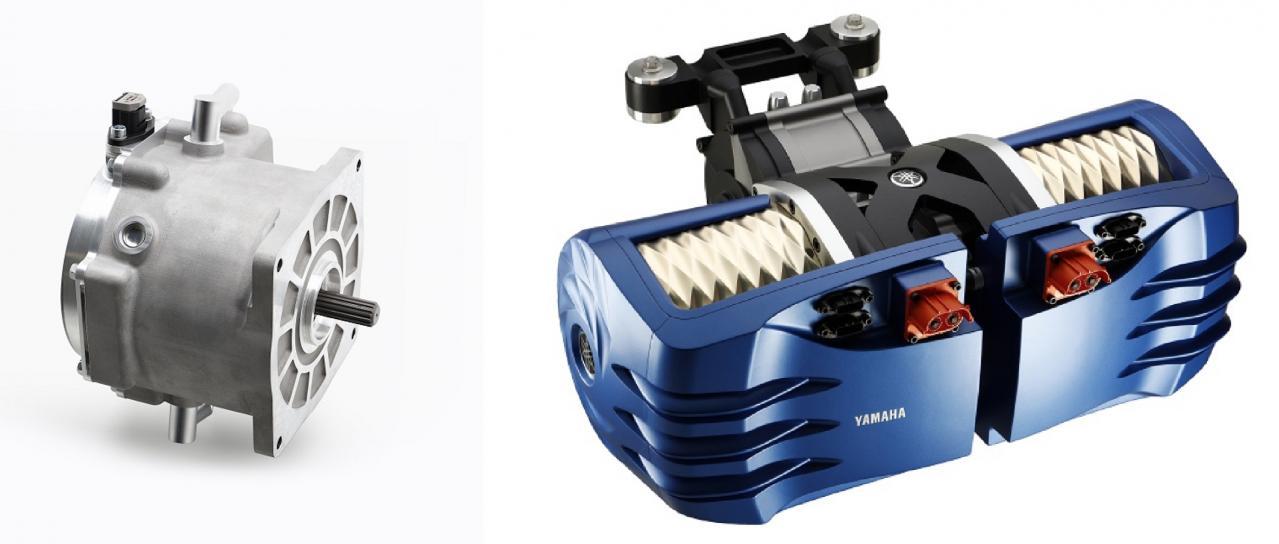 ヤマハ発動機:出力密度に優れた高性能モーターを短期間で提供可能、EV向け電動モーターユニットの試作開発を開始