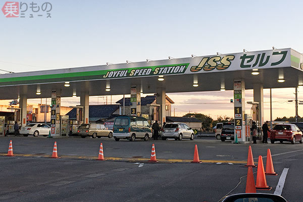 大型量販店の激安ガソリン販売に変化 ジョイフル本田 出光にガソリンスタンド事業譲渡