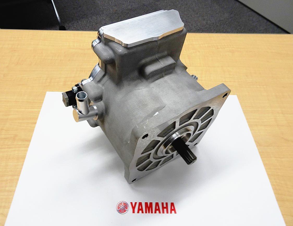 ヤマハ発 四輪EV向けモーター 試作開発受託を開始 ターゲットは高性能スポーツカー