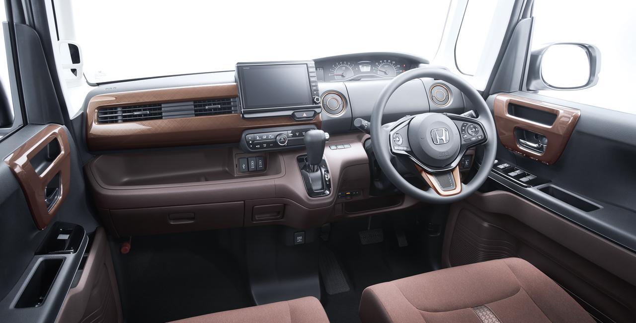 【ニュース】ホンダの軽、特別仕様車 3連発! その2:N-BOX「カッパーブラウンスタイル」