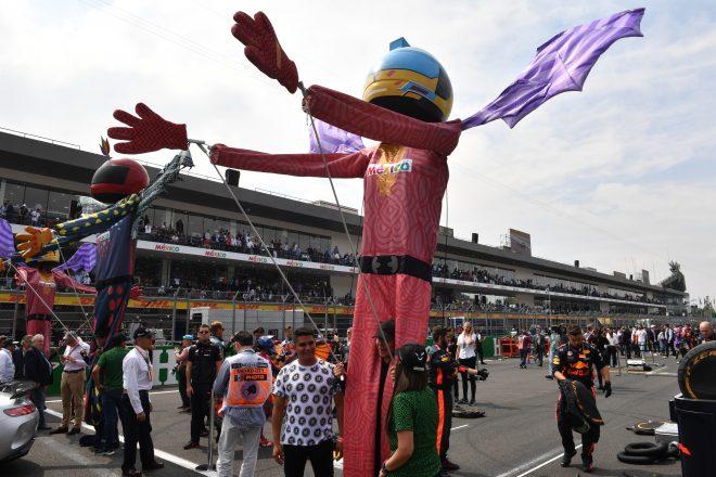 ロス・ブラウン、F1メキシコGPにおけるレースとエンターテインメントの調和を称賛