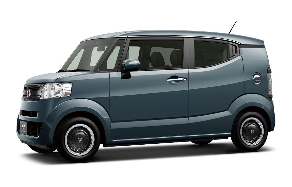ホンダ「N-BOXスラッシュ」にファッショナブルな特別仕様車「インディロックスタイル」設定