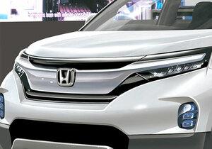 【完全新型のSUV登場?】 ホンダ 1L VTECターボ搭載のカジュアルSUVがスタンバイ中!?