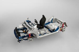 トヨタが小型車向けの新しいシャシー「GL-Bプラットフォーム」を開発!