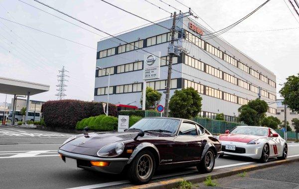 【フェアレディZはどこへ行く】50周年記念車にある「Zの志」と未来