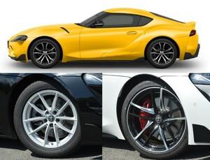 【同じ車種なのにタイヤが3種類!?】いったいどのサイズが適正サイズなのか?
