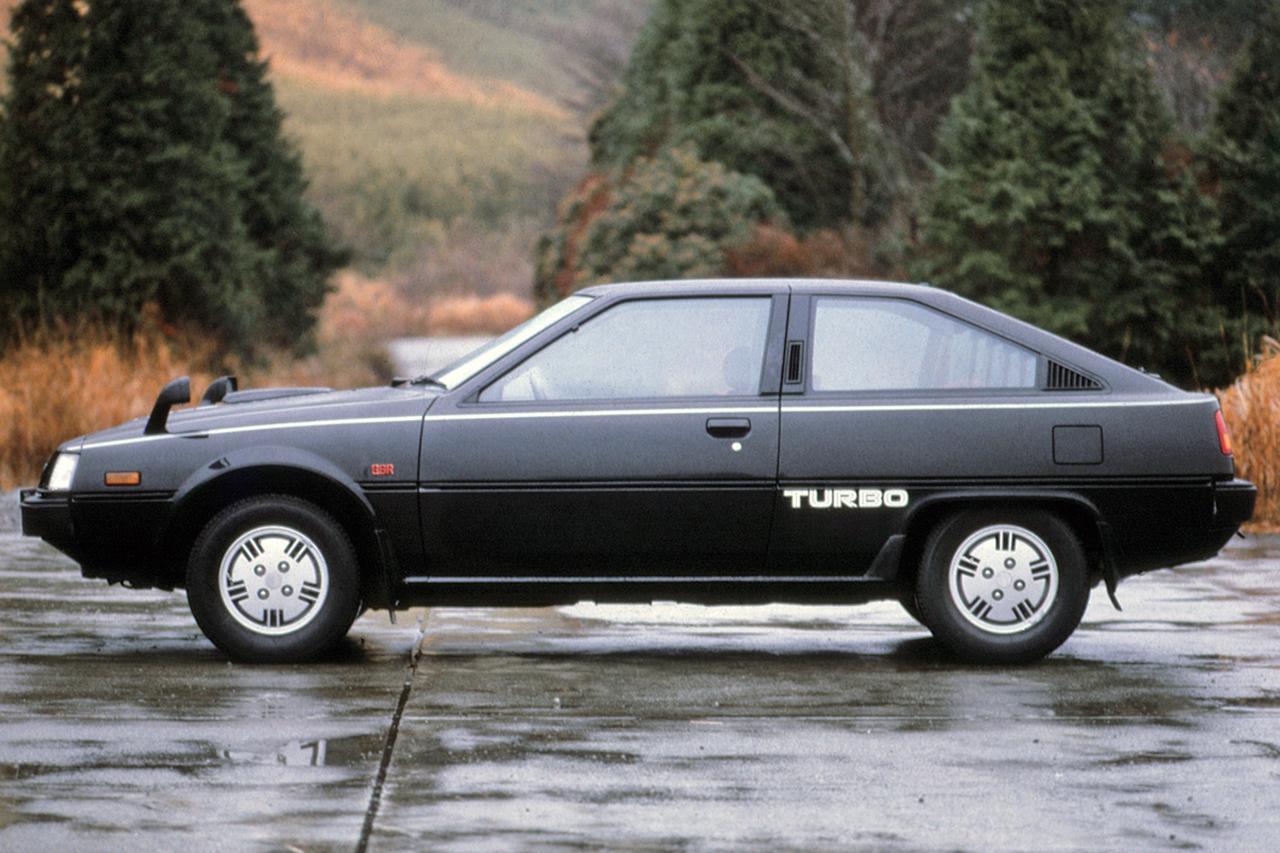 【昭和の名車 80】三菱 コルディア 1600GSR-Sターボ:昭和57年(1982年)