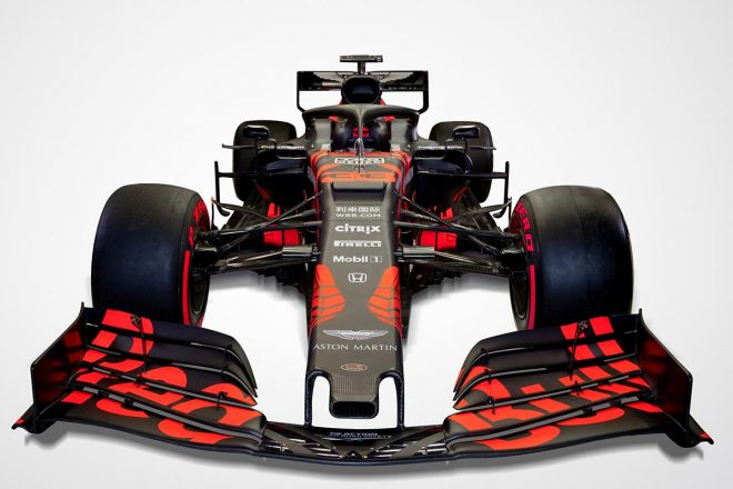 【F1新車ギャラリー】レッドブル・ホンダ『RB15』