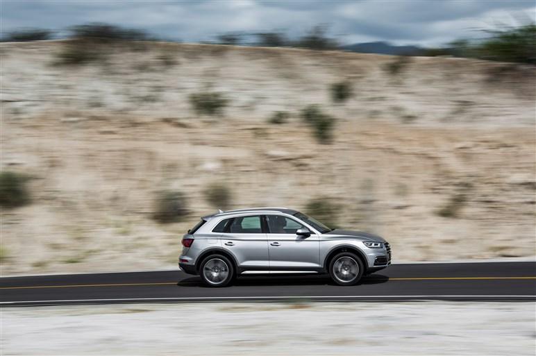 新型アウディQ5にメキシコで試乗。その完成度は?