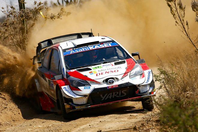WRC:2022年『ラリー1』は進化か後退か。勝田貴元「トップカテゴリーは最高のテクノロジーを備えていてほしい」