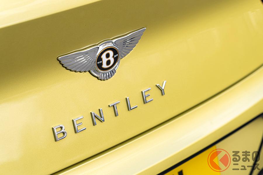 大本命確定!! ベントレー「コンチネンタルGT」は、V8で乗るのが正解!?