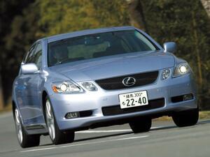 【ヒットの法則195】レクサスGS450hはこれまでにない鮮烈な加速と驚異の燃費を実現していた