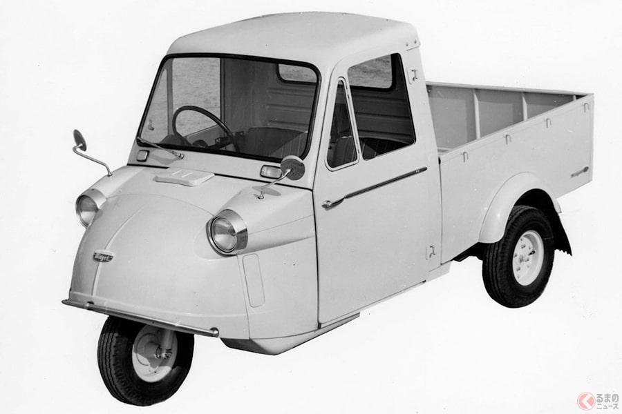 名車「ミゼット」復活か!? 軽トラ苦境も若者のレトロブームに乗れるチャンス