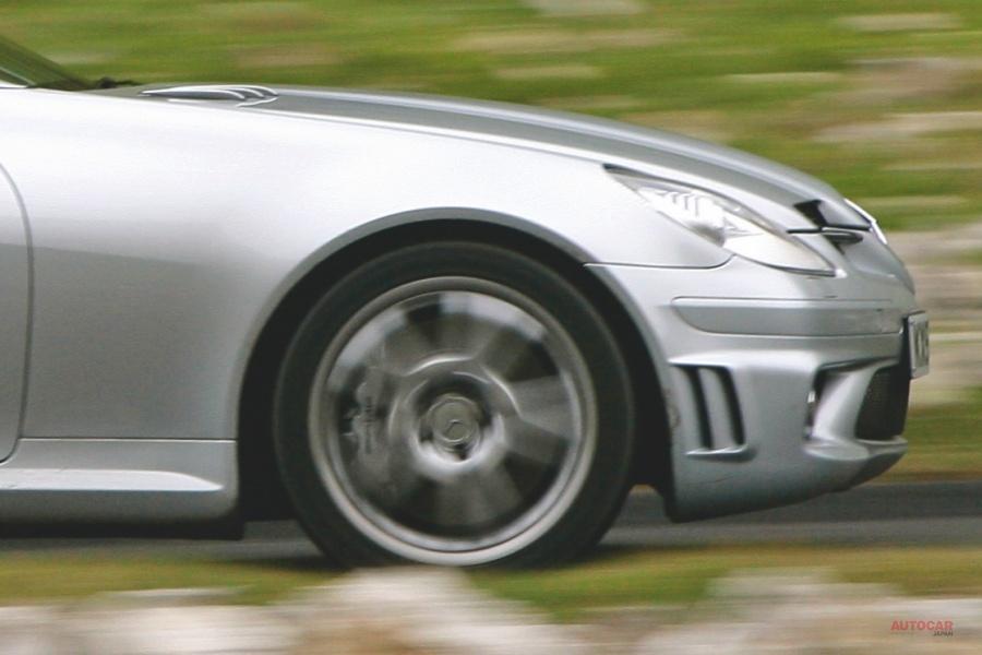 【AMG製NA V8サウンドを我が手に】メルセデスSLK 55 AMG 英国版中古車ガイド
