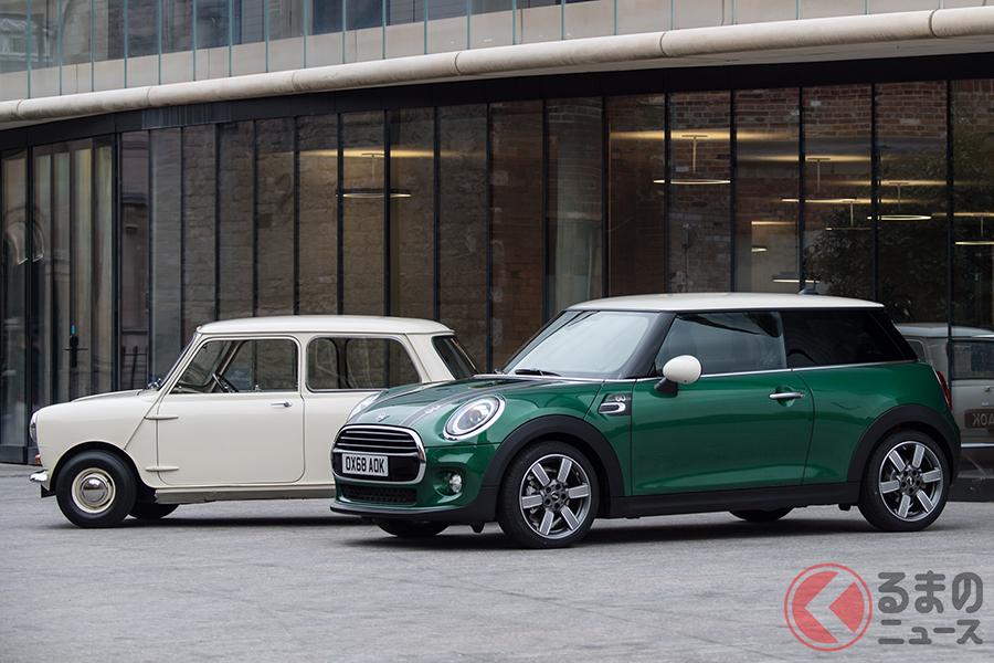 「MINI」が4年度連続輸入車ナンバーワン! 2019年度の輸入車登録台数ベスト20発表