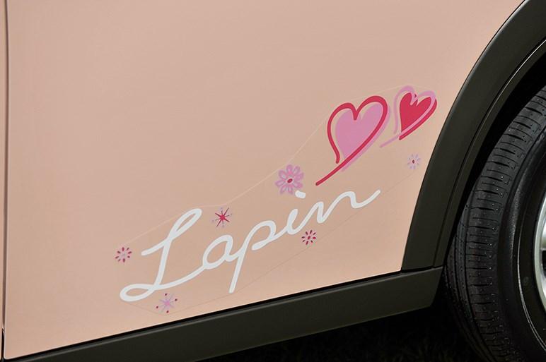 新型スズキ ラパン発表、3代目にも女性視点のこだわりが満載