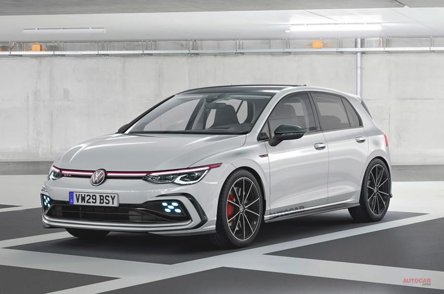 【高性能EVシリーズ】フォルクスワーゲンID.4 高性能「GTX」設定 2020年後半発売 欧州