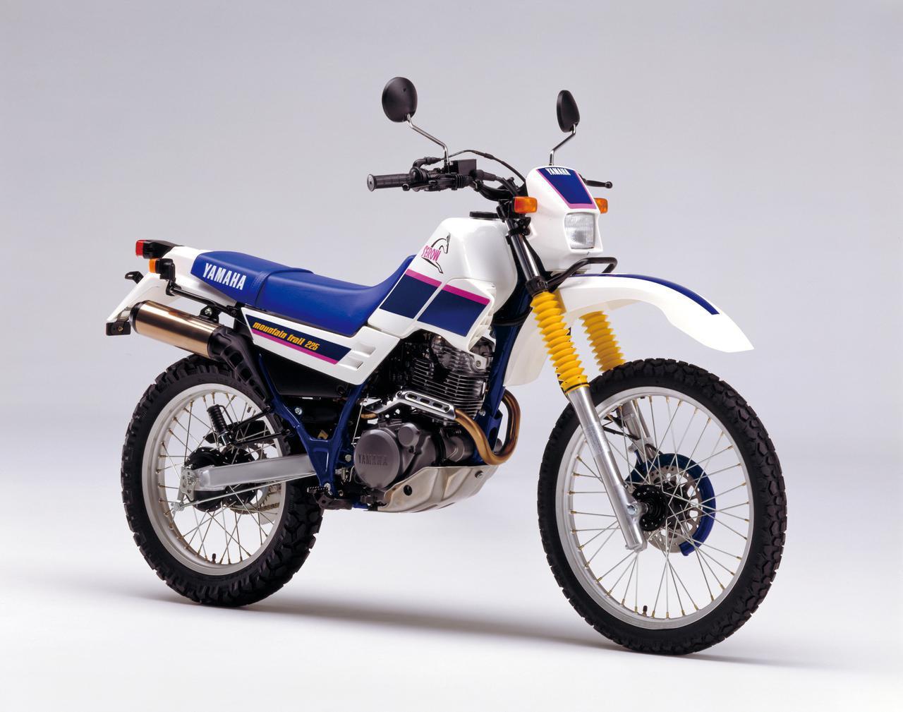 ヤマハ「セロー」の歴代モデルを振り返る!「225」から「250」になったのはいつ? 初代はキックスターターのみだった?