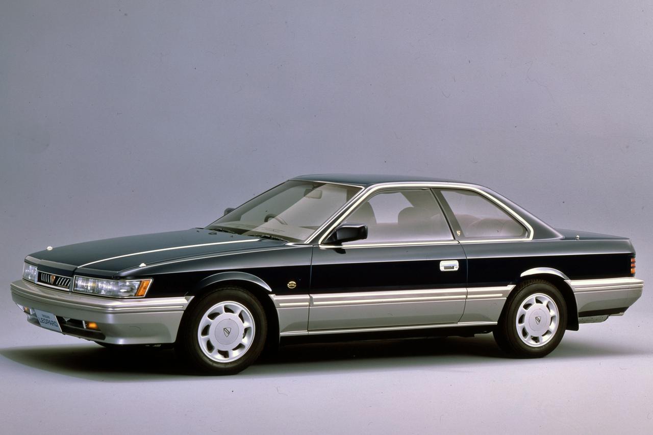 【昭和の名車 165】日産 レパードは2代目へのフルモデルチェンジでライバルのソアラに挑んだ