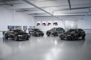 ABTスポーツライン、アウディRSシリーズのアップデートプログラムを4車種に拡大