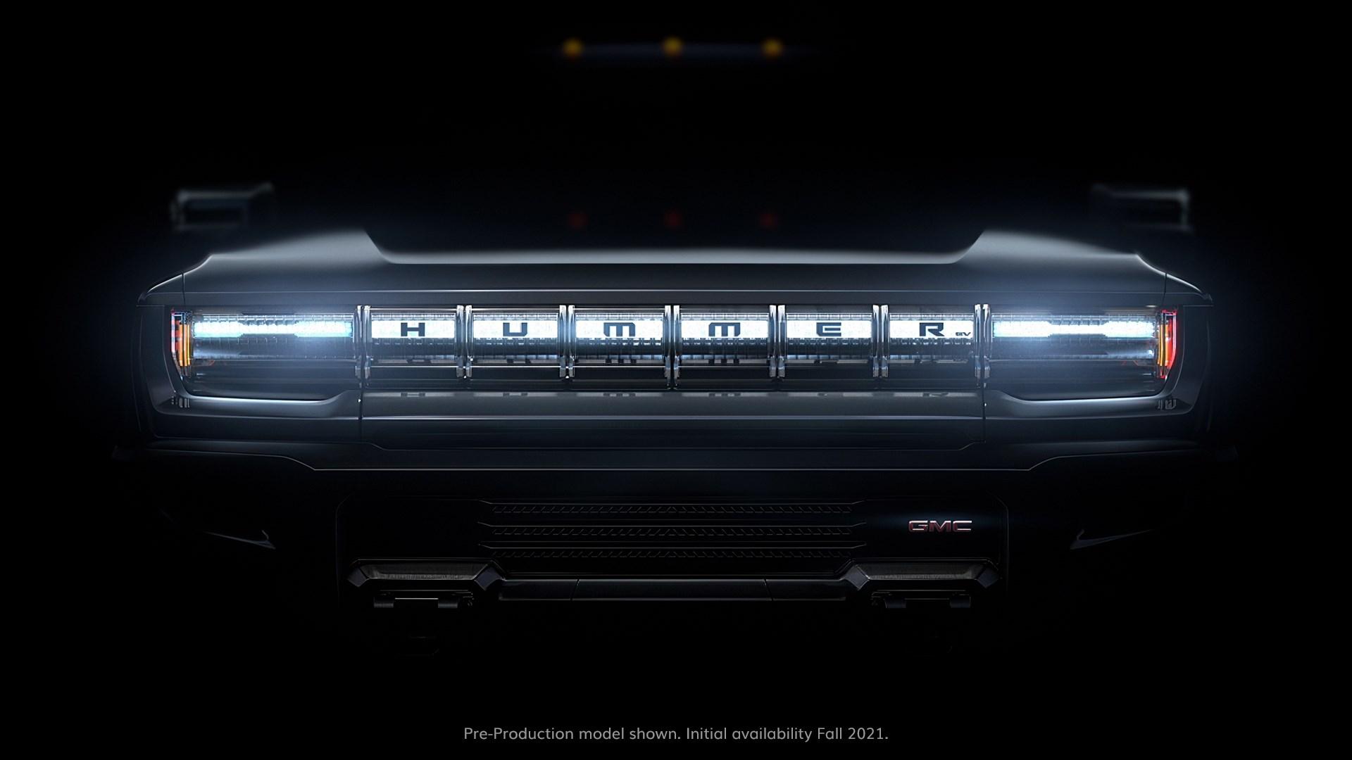 あの巨大SUV、ハマーが超高出力EVとして復活。最高出力1000hpとアピール