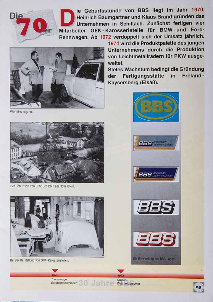 【ドイツ現地独占インタビュー】BBSの創業者に訊く「鍛造ホイール界 トップブランドのルーツとは?」