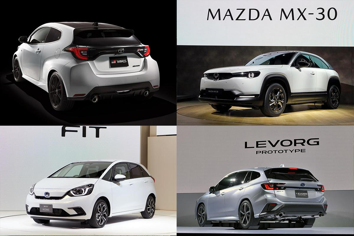 【まもなく登場の新車はドコがすごい?】国産ニューモデル5台がもつ「唯一無二のウリ」と期待度
